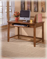Ashley Cross Island Medium Brown Home Office Small Leg Desk