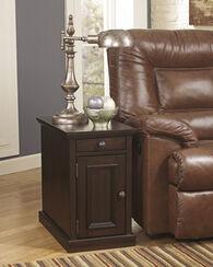 Ashley Laflorn Sable Chair Side End Table
