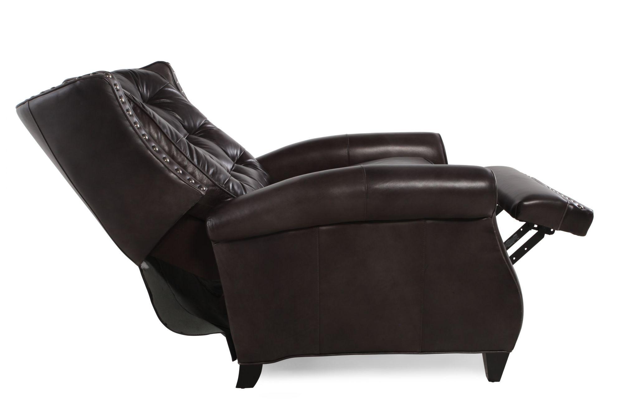 Bernhardt Leather Pierce Recliner  sc 1 st  Mathis Brothers & Bernhardt Leather Pierce Recliner | Mathis Brothers Furniture islam-shia.org