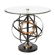 Uttermost Colman Sphere Accent Table