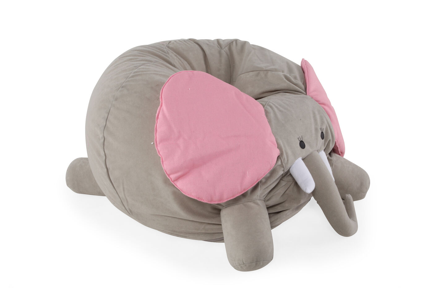 Casual Elephant Youth Bean Bag Chair