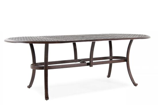Castelle Veranda Sienna Oval Dining Table