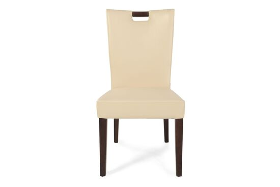 Contemporary 39'' Dining Chair in Cream