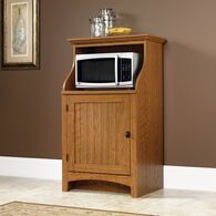MB Home Carolina Oak Gourmet Stand