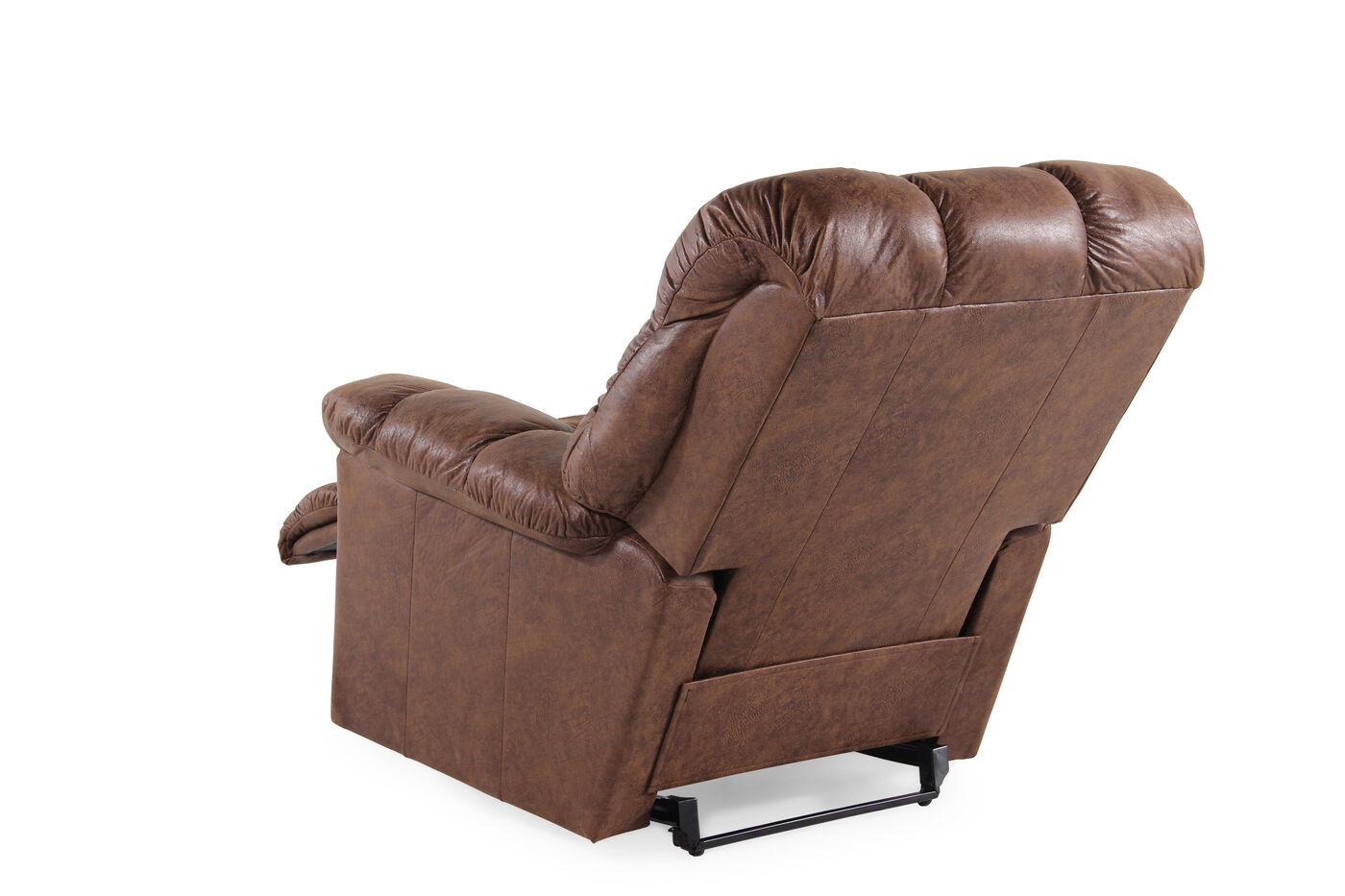Mathis Brothers Recliners Ashley Skyeslee Mocha Rocker