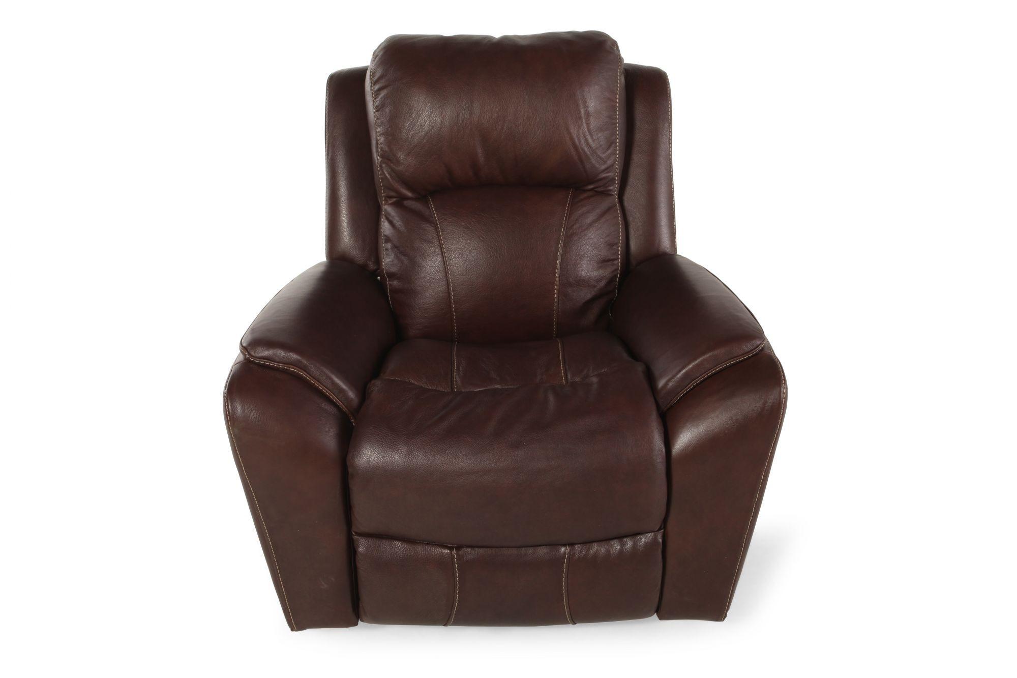 La-Z-Boy Barrett Cocoa Rocker Recliner ...  sc 1 st  Mathis Brothers & La-Z-Boy Furniture | Mathis Brothers Furniture islam-shia.org