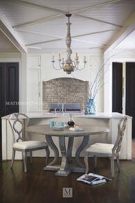 Bernhardt Marquesa Round Dining Table