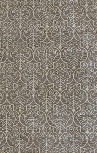 "Lb Rugs|100 10 (aa)|Hand Tufted Wool/viscose 2'-6"" X 8'