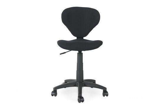 Swivel Tilt Task Chairin Black