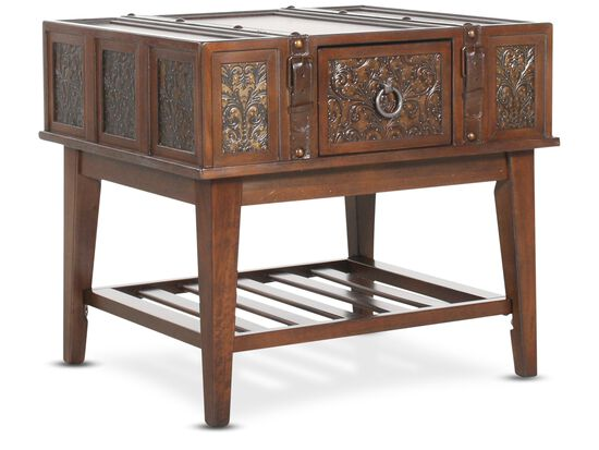 ashley millennium mckenna end table mathis brothers