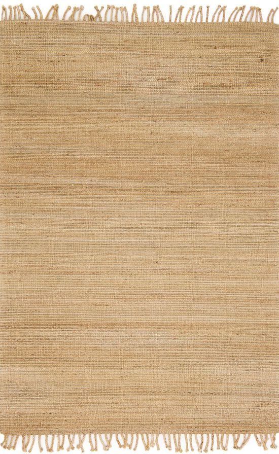 """Contemporary 5'-0""""x7'-6"""" Rug in Natural"""