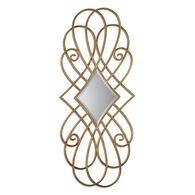 Uttermost Lilou Gold Mirror