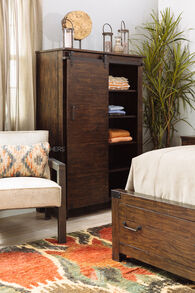 Magnussen Home Pine Hill Brown Chest