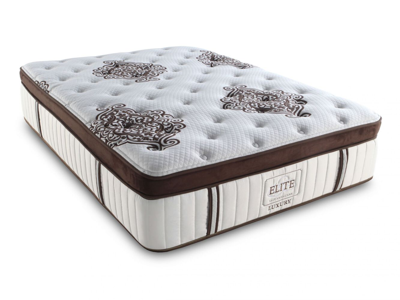 Lady americana elite luxury resplendent mattress mathis for Top 10 best beds