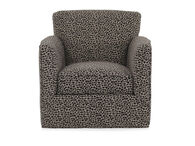Jonathan Louis Carlin Derby Grayson Swivel Chair