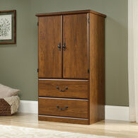 MB Home Presidency Milled Cherry Armoire