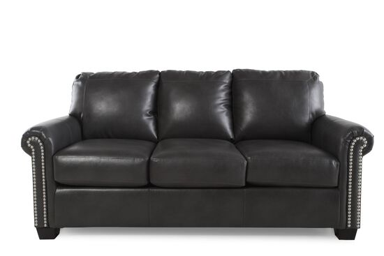 "Nailhead-Accented 78"" Sleeper Sofa"