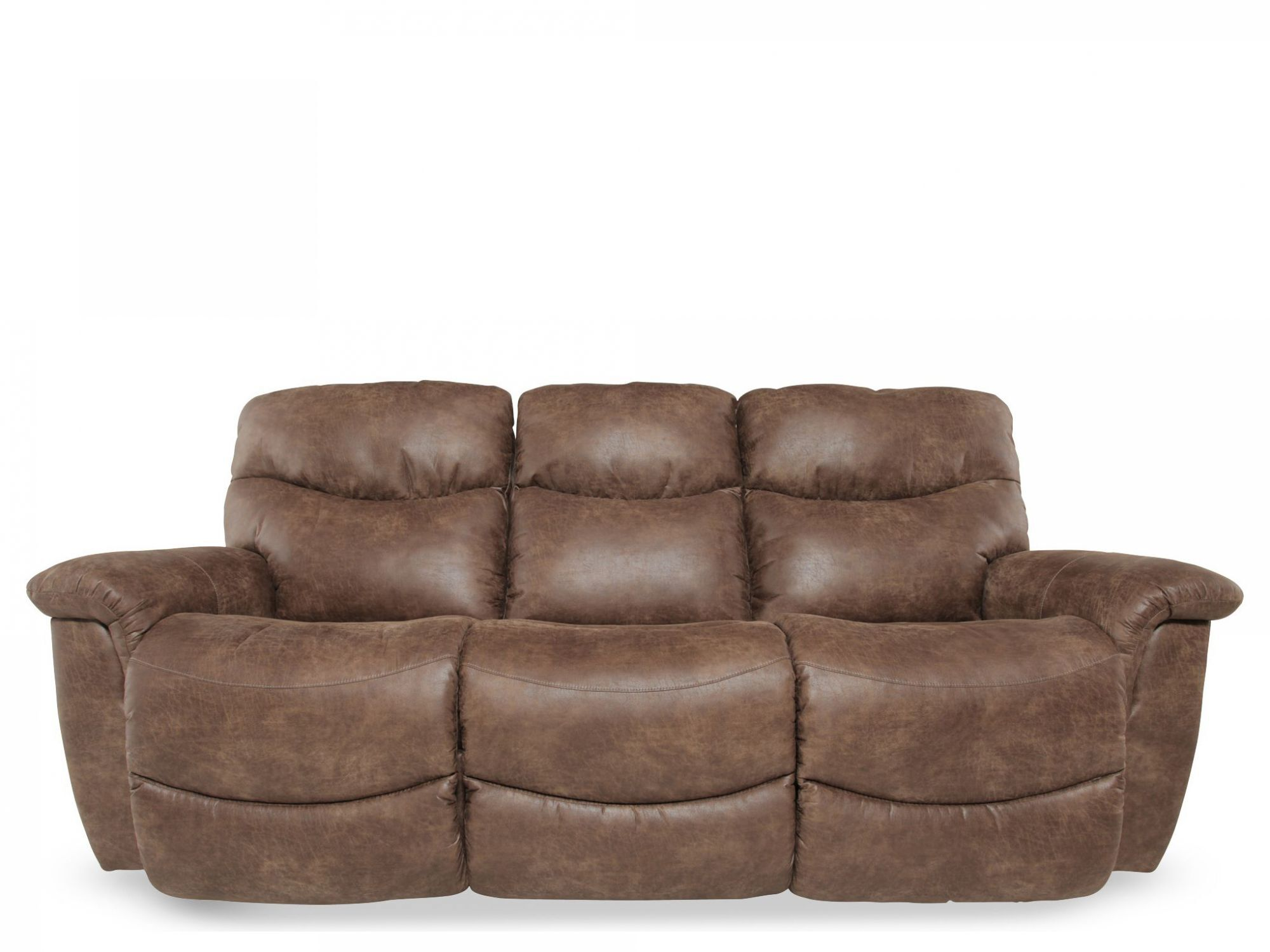 La-Z-Boy James Silt Performance Leather Reclining Sofa  sc 1 st  Mathis Brothers : lazy boy love seat recliner - islam-shia.org