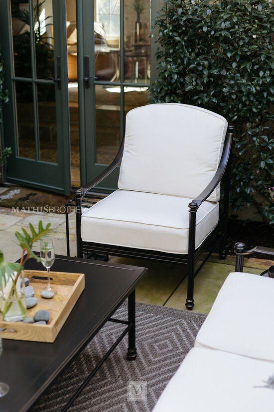 Casual Rectangular Coffee Tablein Black
