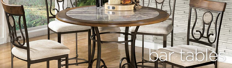 Bar Tables, Bistro Tables & Pub Tables