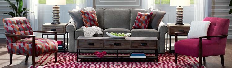 la z boy furniture mathis brothers furniture. Black Bedroom Furniture Sets. Home Design Ideas