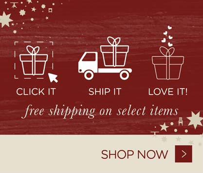 Free Shipping on Select Direct Ship Products