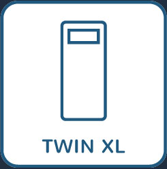 twin xl active