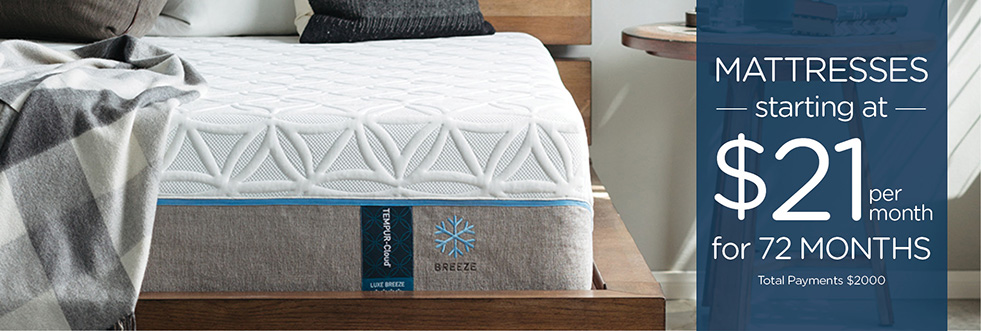 Tempur Pedic Financing ...