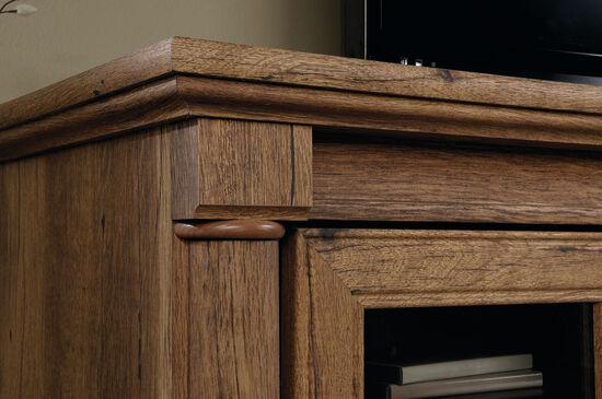 Four Door Solid Wood Credenzain Vintage Oak