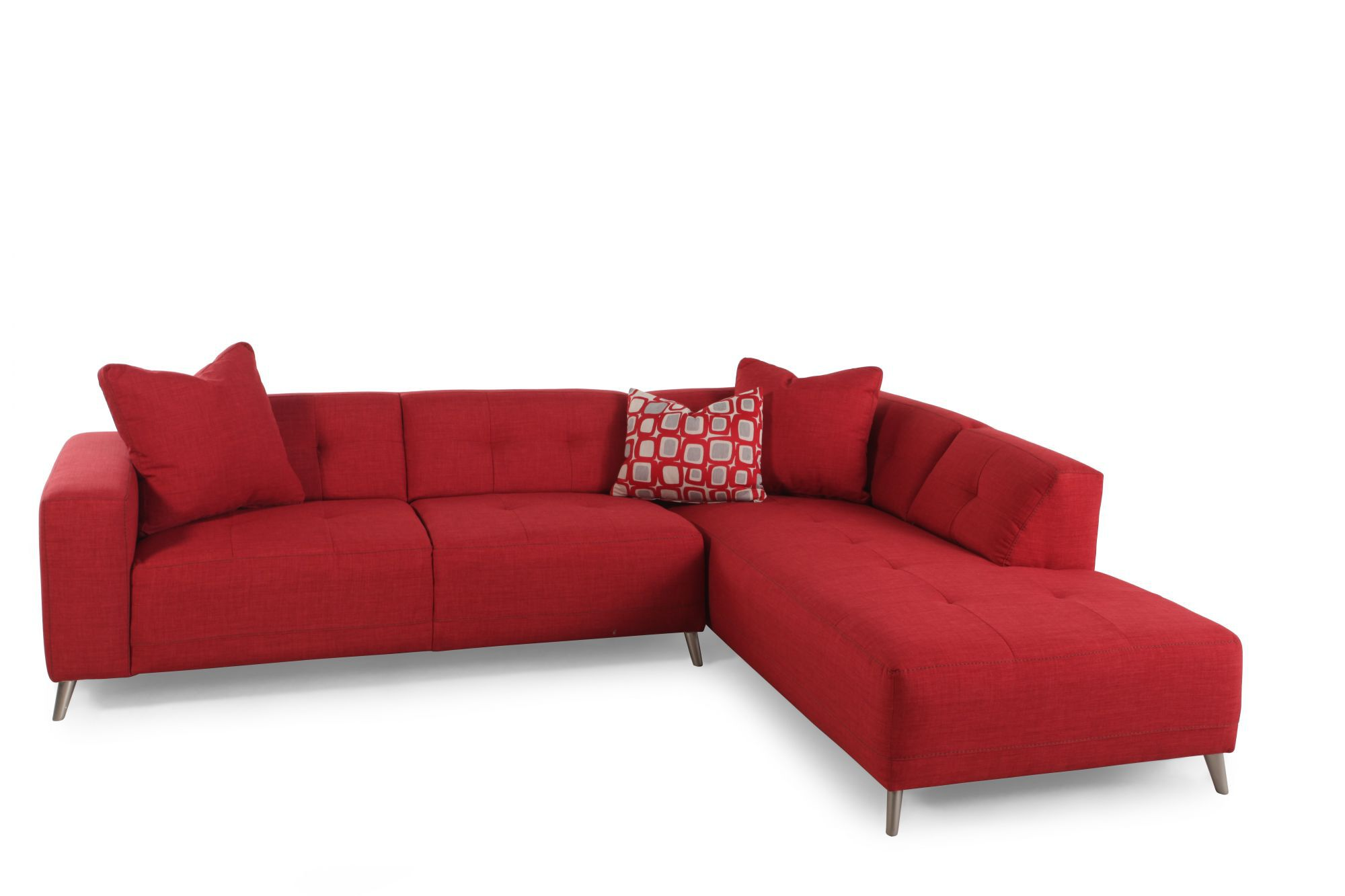 Jonathan Louis Liam Two Piece Sectional