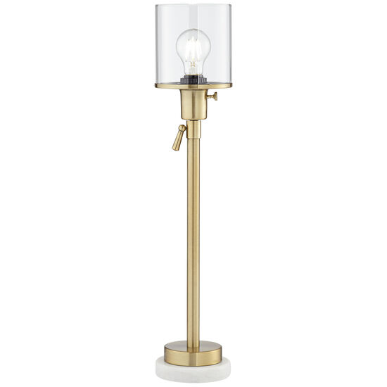 Paradiso Antique Brass Table Lamp