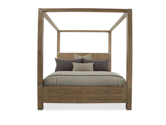Pulaski Corridor Queen Canopy Bed