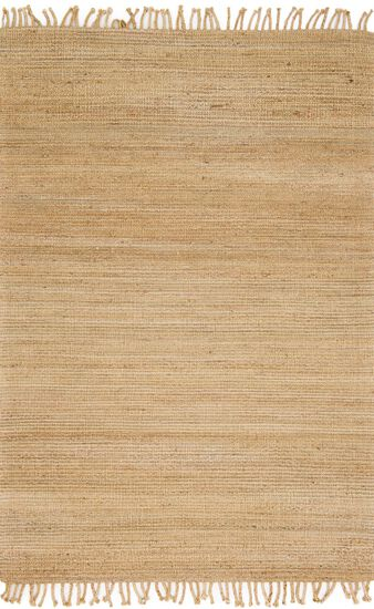 "Contemporary 9'-3""x13' Rug in Natural"