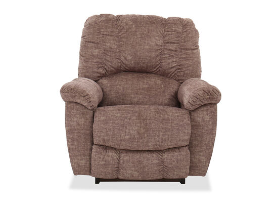 "38"" Contemporary Power Rocking Recliner"