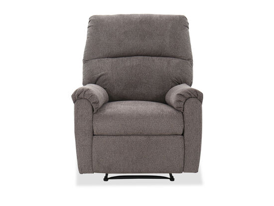 "Casual 35"" Recliner in Gray"