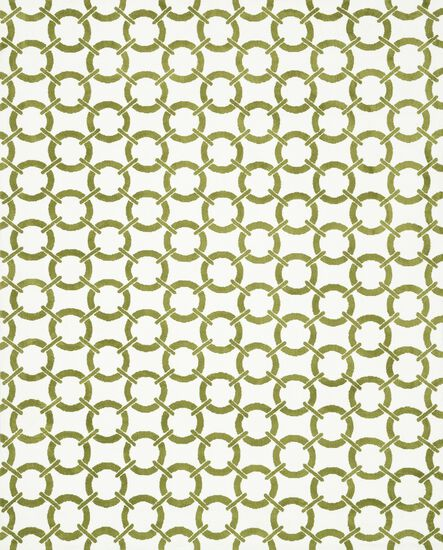 "Transitional 2'-3""x3'-9"" Rug in Ivory/Peridot"