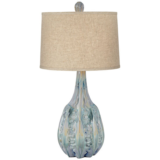 Kathy Ireland Isla Majorca Table Lamp