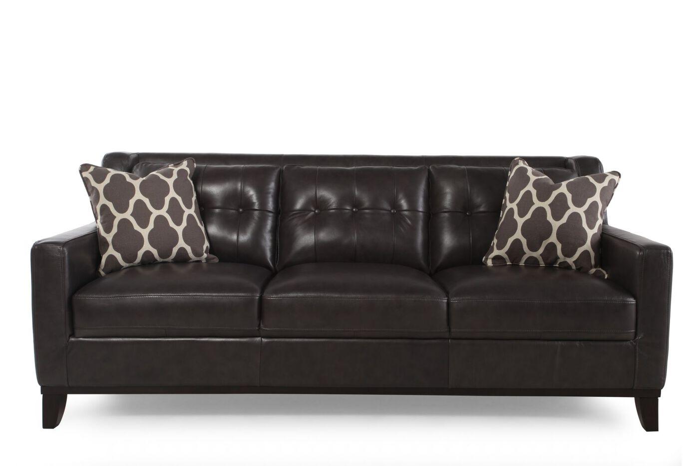 80 Leather Sofa Sofa Tufted Grey Fabric Sofas Small
