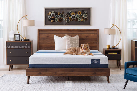 iComfort Blue Max 300 XT Firm California King Mattress