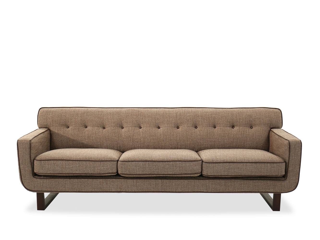 Tweed sofa reviews for Leather and tweed sofa