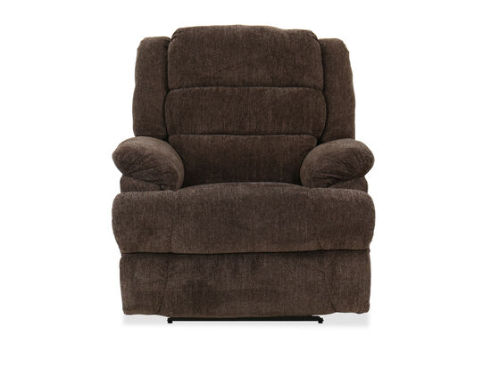 Traditional 44'' Wall Saver Recliner in Tiger Eye