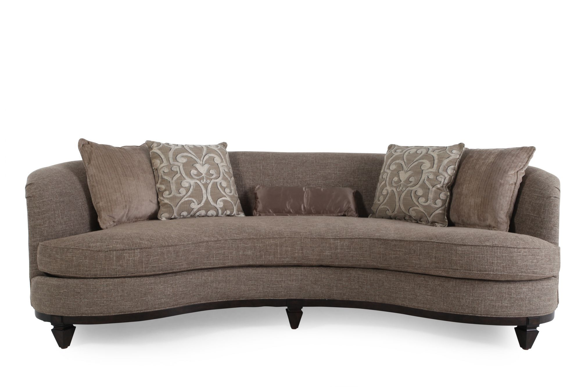 101 Kidney Sofa In Portabella