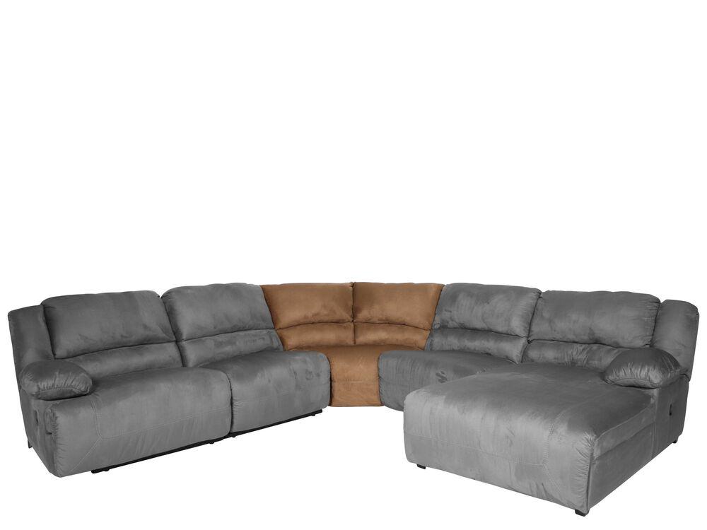 Prime Microfiber 70 Wege In Mocha Mathis Brothers Furniture Frankydiablos Diy Chair Ideas Frankydiabloscom
