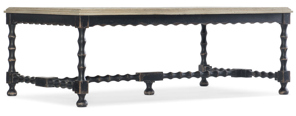 Ciao Bella Cocktail Table in Black