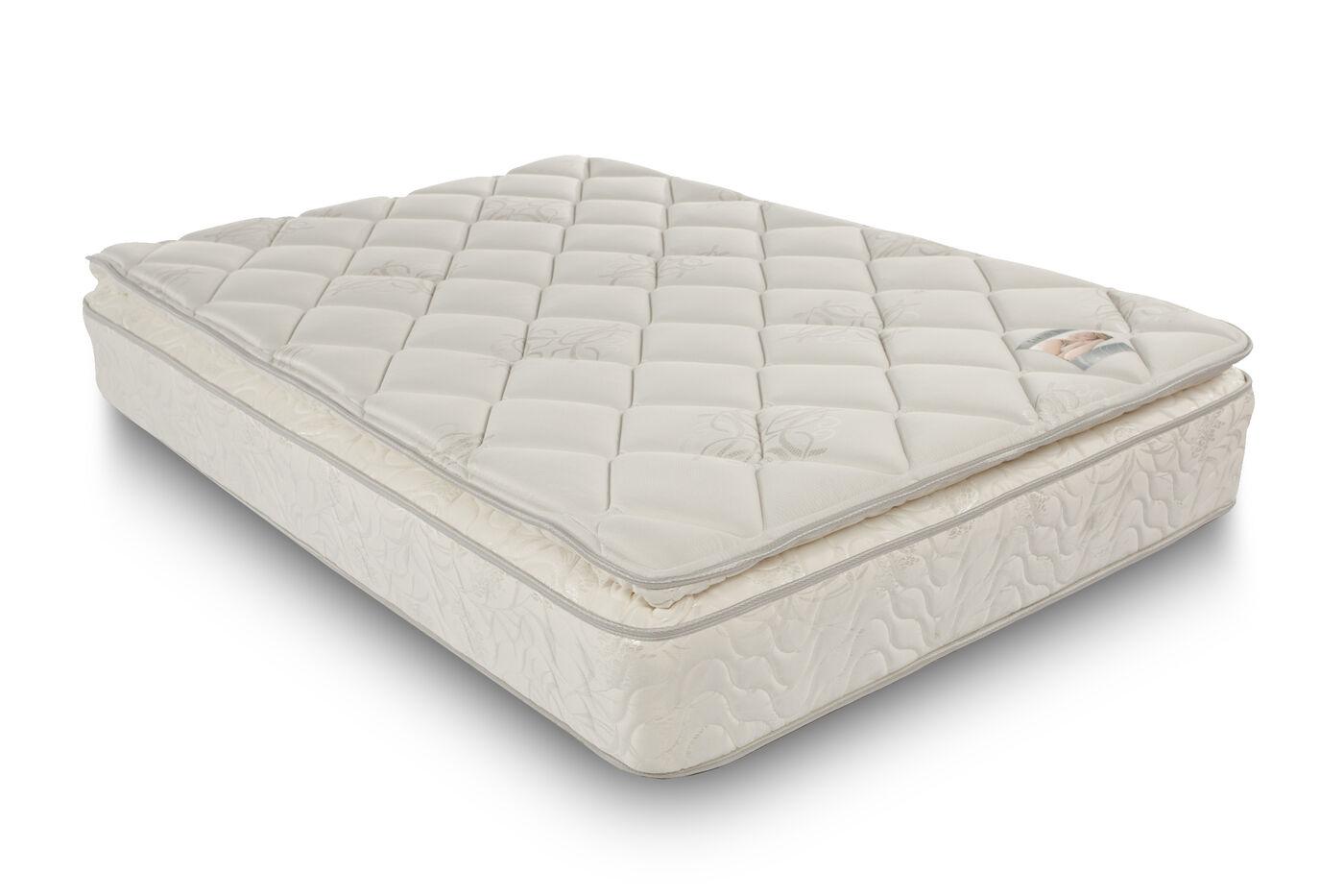 lady americana comfort rest hotel mattress mathis brothers furniture. Black Bedroom Furniture Sets. Home Design Ideas
