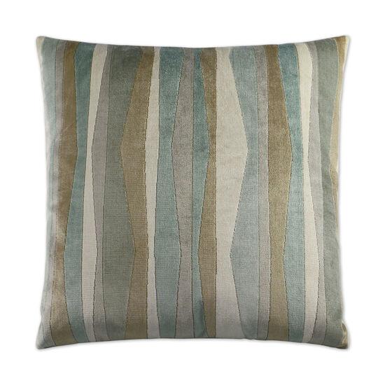 Layers Pillow in Seafoam Green