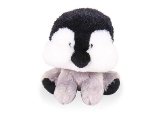 "6"" Wobbly Bobblee Plush Emperor Penguin Toy"