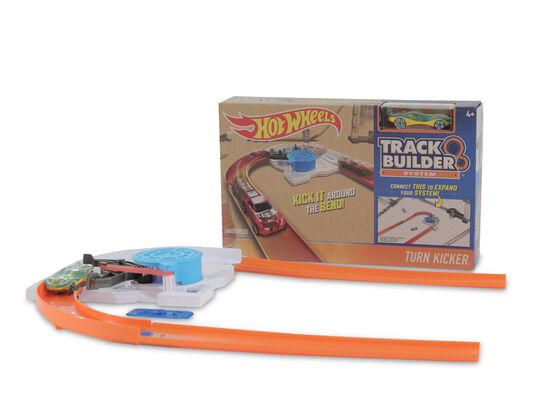 Mattel Hot Wheels Turn Kicker Track Builder