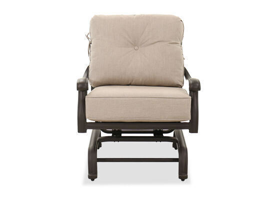 Casual Motion Club Chair in Beige