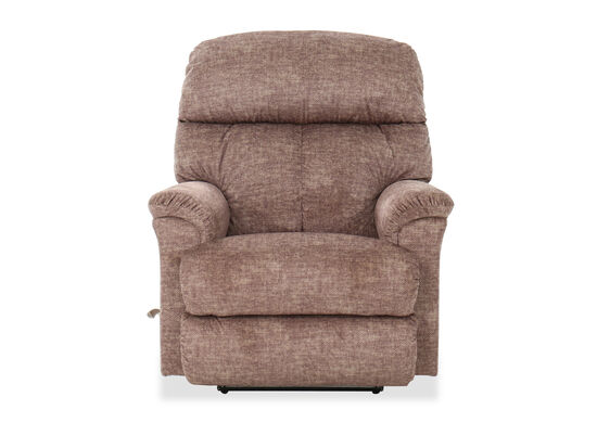 "36"" Casual Wall Saver Recliner in Brown"